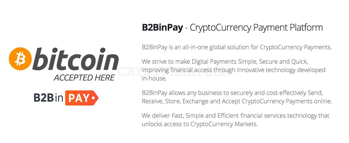 B2BX description