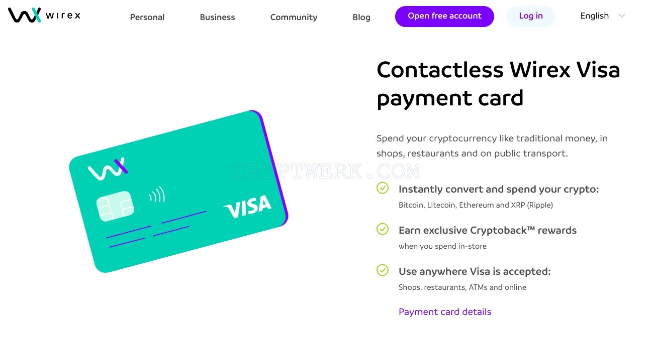 Wirex Wallet - reviews, contacts & details | Wallets | Crypto services