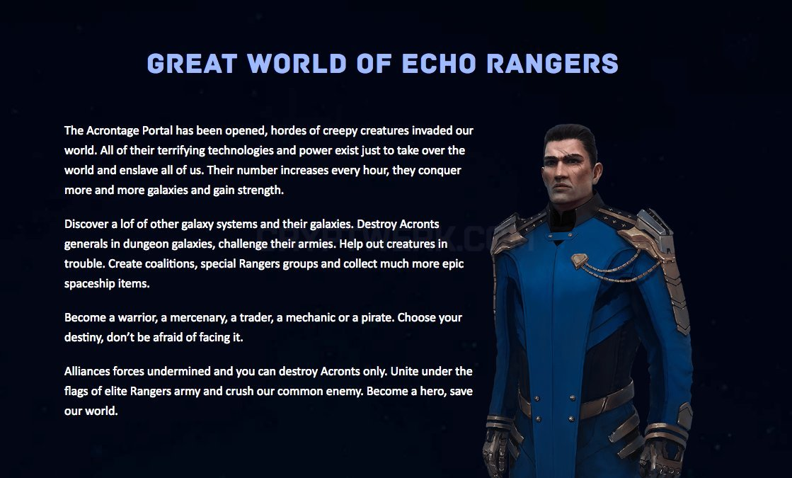 Ether Rangers - reviews, contacts & details | Games | Gaming