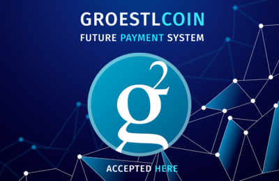 Groestlcoin accepted here