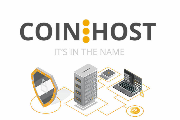 'COIN.HOST' Provides Leading Privacy And Protection To The Crypto & Blockchain Marketplace