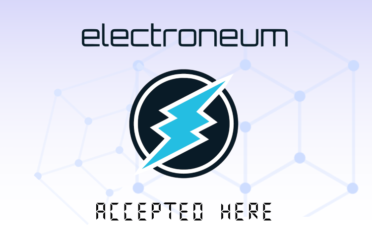 Electroneum's ETN is now accepted at hundreds of shops listed on Cryptwerk